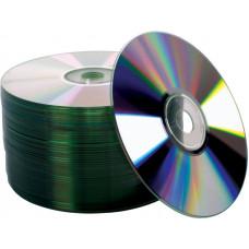 Диск двусторонний DVD-R 4.7Gb 16x